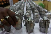 Australia: Girl brings hand grenade to school