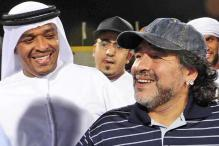Maradona top candidate to become Iraq's football coach