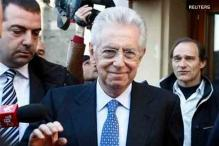 Will probably not contest elections, says Italy PM Monti