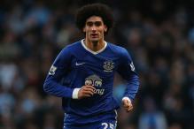 Everton expect punishment for Fellaini headbutt