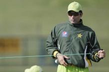 Misbah and other ODI specialists train at Chepauk