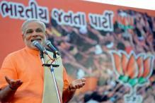Modi scores a hat-trick in Gujarat, starts Delhi campaign