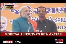 Gujarat: Modi the new avatar of Hindutva?