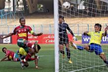 Odafa's double strike earns Bagan a point against Pune FC