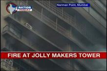 Gas leak leads to fire in Mumbai building