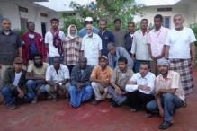 Freed MV Iceberg sailors to reach India today
