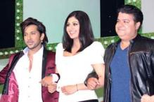 Nach Baliye 5: Shilpa Shetty, Sajid Khan and Terence Lewis at the launch of the show