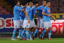 Napoli docked two points over betting scandal