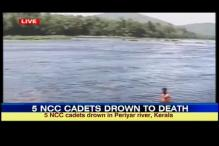 Kerala: Five NCC cadets drown in Periyar river