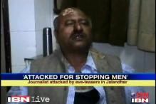 Punjab: Journalist attacked while trying to stop men from molesting girl