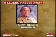 Pandit Ravi Shankar (1920-2012): Journey of the sitar maestro