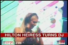 Goa: American socialite Paris Hilton turns DJ