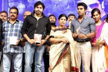 Pawan Kalyan releases 'Naayak' audio