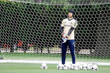 Goalkeeper Cech happy with Chelsea back support