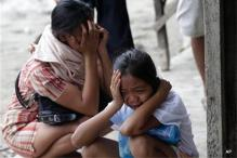 Storm that killed 600 threatens Philippines again
