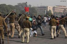 Gangrape protest: Journalists injured during police action