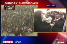 Delhi gangrape protest: Angry crowds demand justice