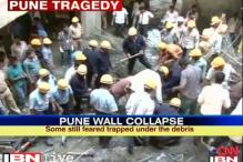 Pune: Wall collapse leaves 13 dead