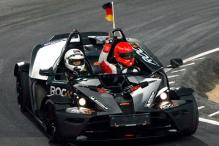Vettel and Schumacher win Race of Champions for sixth successive year