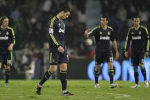Real stunned in Copa del Rey; Barcelona win easily
