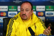 Convinced that Shakhtar can beat Juventus: Benitez