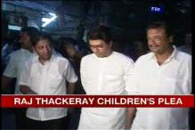 Raj Thackeray's children file plea to block their fake accounts