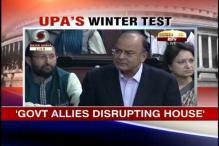 UPA disrupting RS to avoid vote on FDI: BJP