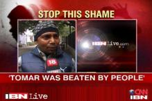 Tomar was beaten by people at India Gate: Witness