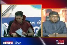 BJP slams Nirupam's remarks about Irani, seeks apology