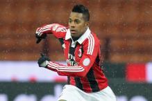 Flamengo approach Milan for Robinho