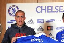 Chelsea midfielder Romeu out for at least six months
