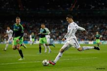 Champions League: Real Madrid thump Ajax 4-1