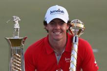 McIlroy wins 2012 European Golf Writers Trophy