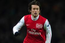 Arsenal's Giroud and Rosicky back after illness