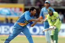 Sachin Tendulkar: the man with the golden arm