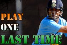 Campaign to get Sachin Tendulkar to play one last ODI
