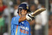 Sachin Tendulkar thanks his fans on Twitter