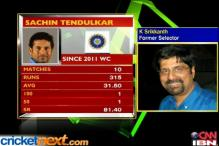 Tendulkar's ODI retirement a surprise: Srikkanth