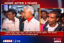 Indian government helped us: Freed MV Iceberg sailors
