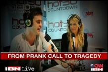 Hoax call: Sorry for the nurse's family, say Australian radio hosts
