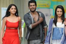 Samar: Watch Trisha and Vishal in this Tamil film