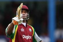 WI ride on Samuels' 85 to beat Bangladesh in only T20