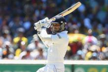 Sangakkara out for rest of Australian tour
