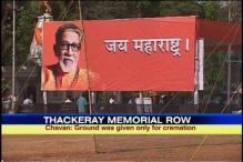 Thackeray memorial: Sena to move structure 20 feet away