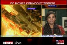 Shabana Azmi urges Bollywood to stop commodifying women