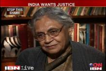Delhi Gangrape: Sheila hints Police chief must go