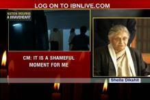 Delhi braveheart death: CM appeals to maintain peace