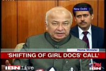 Delhi rape survivor shifted to Singapore on doctors' advice: Shinde