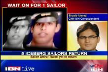 MV Iceberg sailor Dhiraj Tiwari's family awaits his release