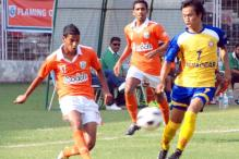 I-League: Sporting Clube take on depleted Air India